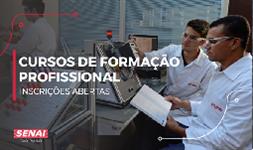 INSCRIÇÕES ABERTAS - INÍCIO DAS AULAS 2021